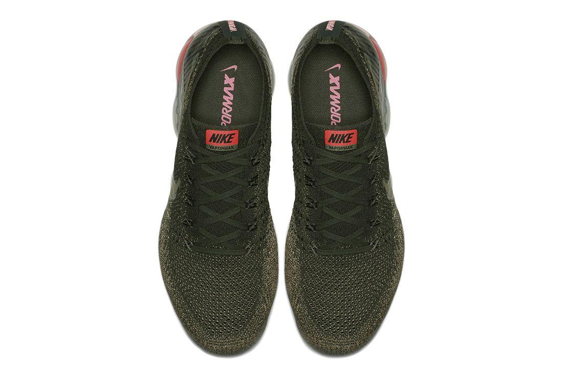 Nike Air Vapormax Green Camo 3