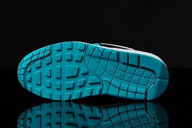 Nike Air Max 1 Gs Split Turbo Green