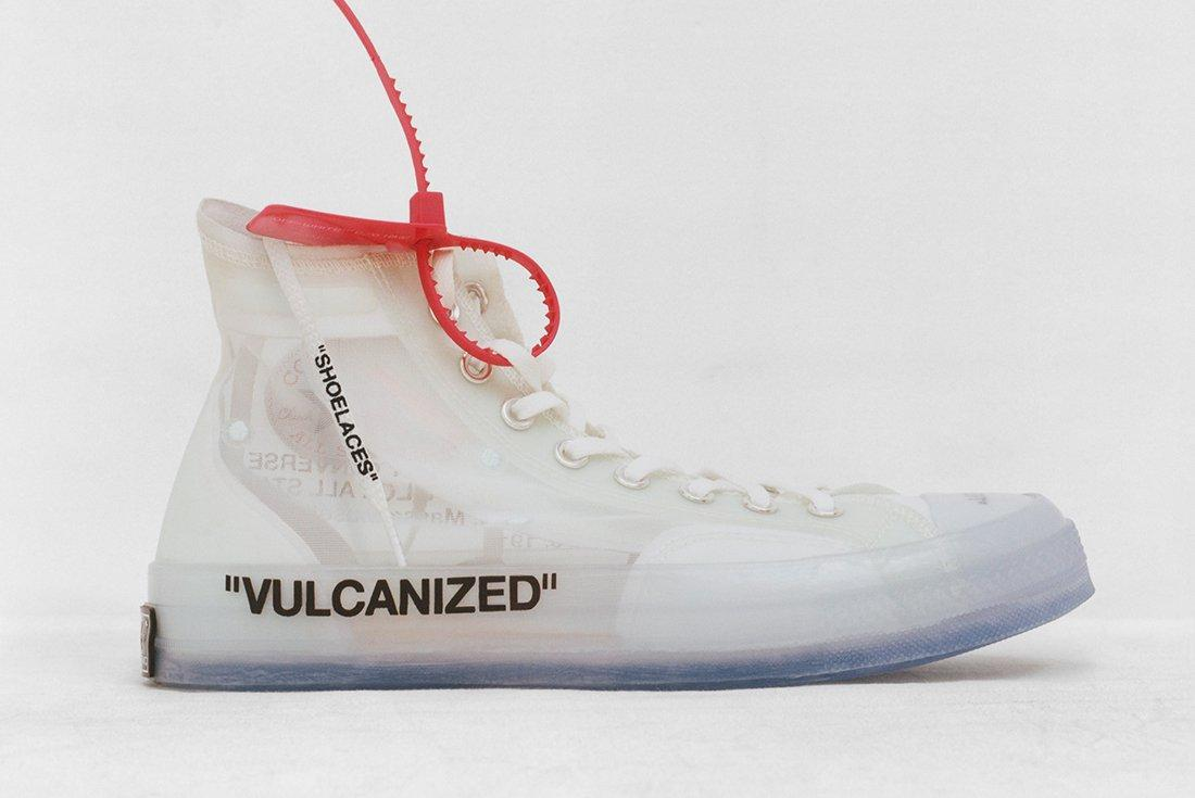 Off White X Converse Chuck Taylor All Star