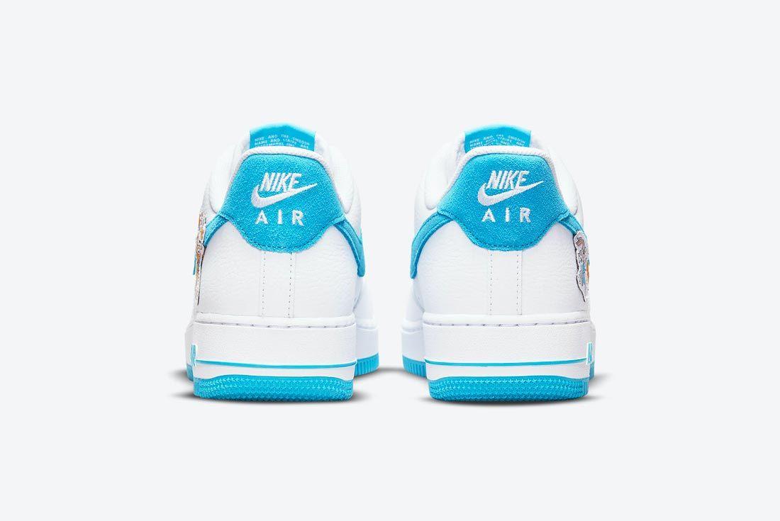 Nike Air Force 1 'Tune Squad'