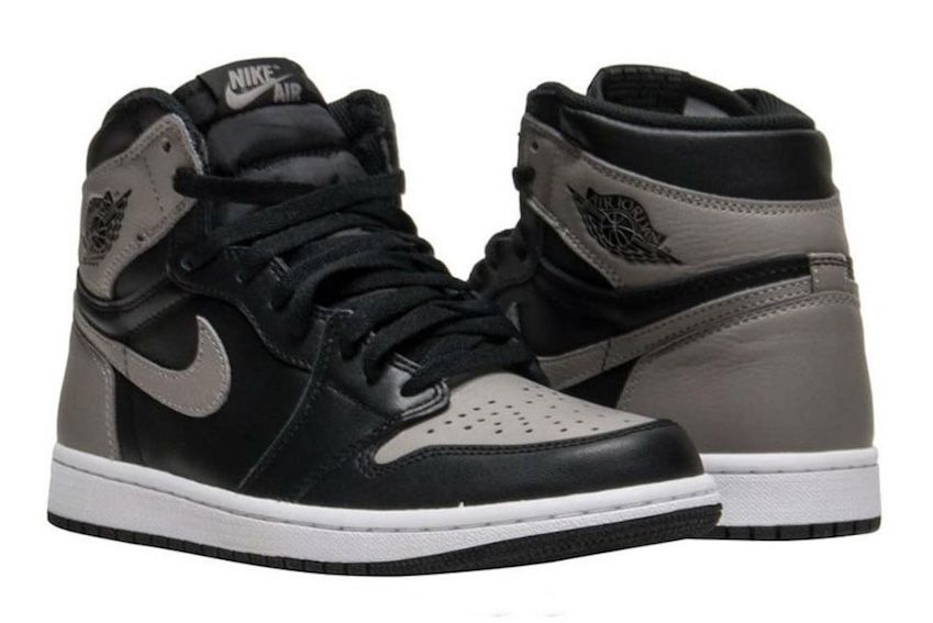 Shadow Air Jordan 1 2018 Retro 555088 013 Sneaker Freaker