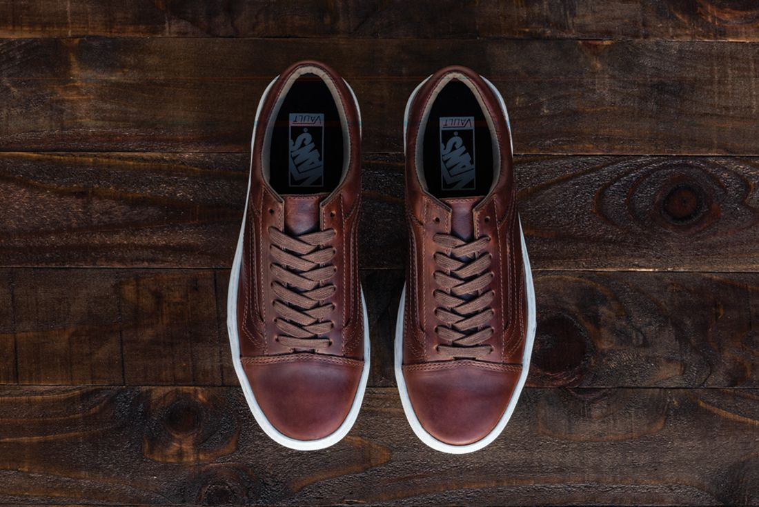 Horween Leather X Vans Vault Collection22