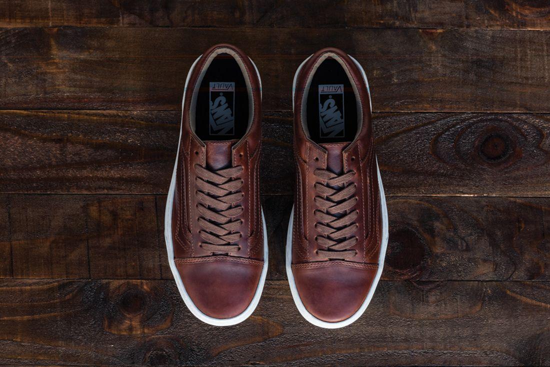 Horween Leather X Vans Vault Collection22