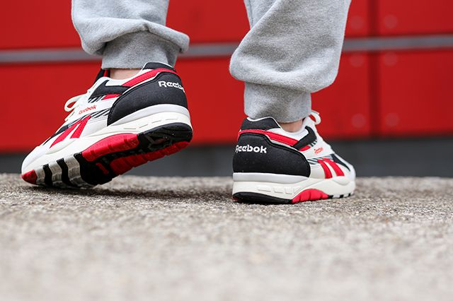Reebok Ventilator Supreme On Foot 7