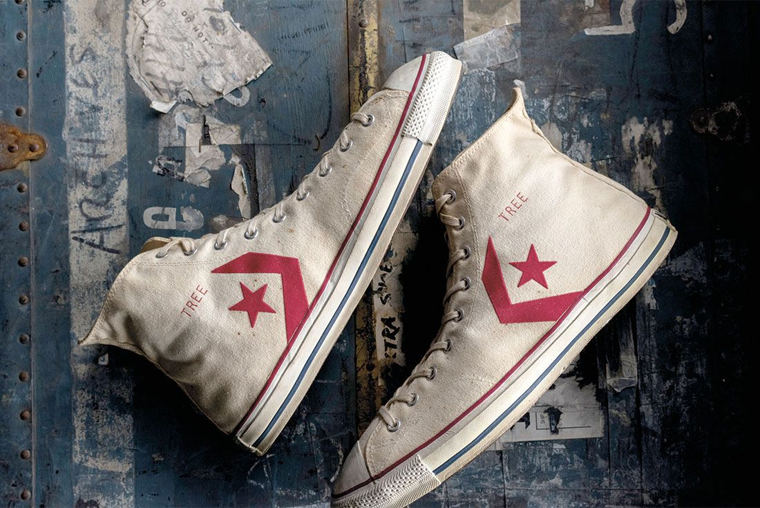 Chuck Taylor All Star Tree Customs