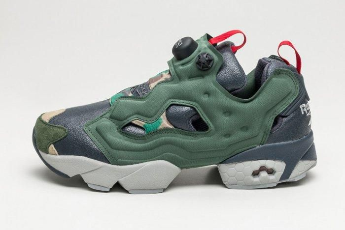 Reebok Insta Pump Fury Og Rocksteady