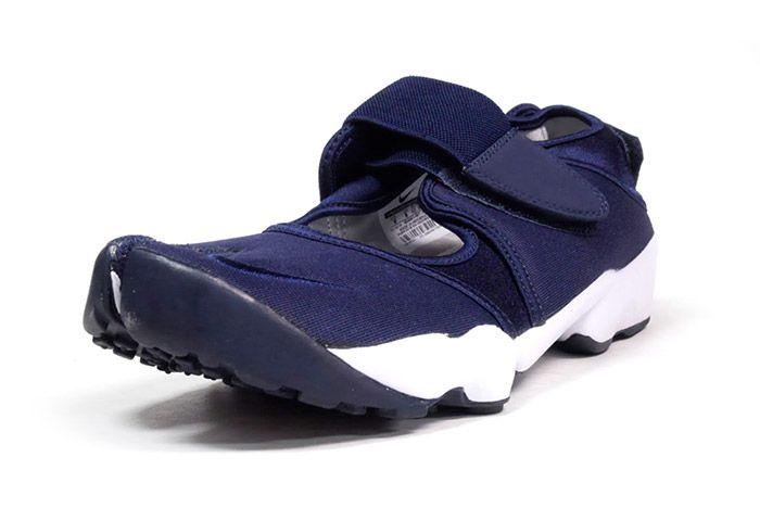 Nike Air Rift Nonfuture Navy Blue 3