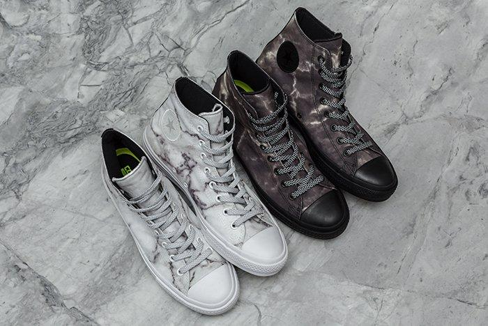 Converse First String Chuck Taylor All Star Ii Marble Pack4