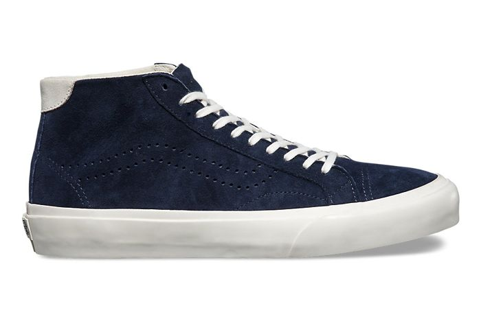 Vans Court Mid Dx Pig Suede Pack4