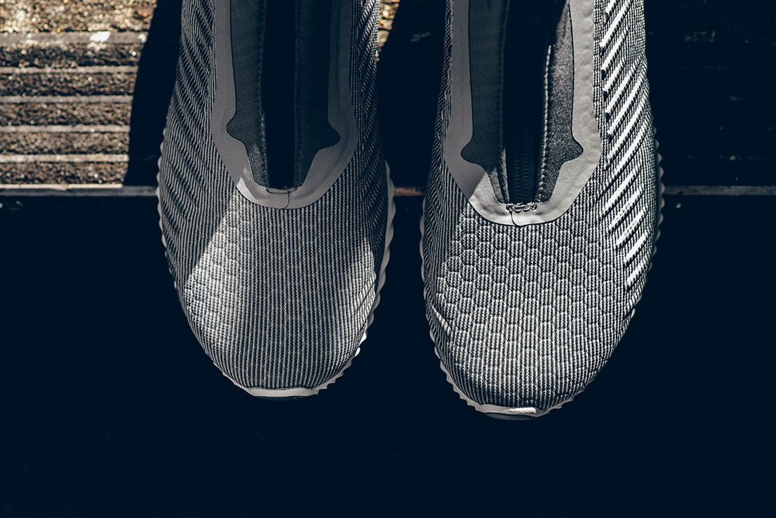 Adidas Alphabounce Zip  Grey5