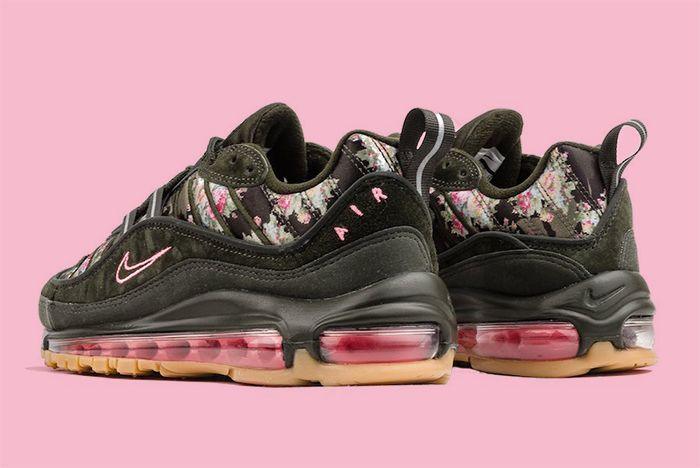 Nike Air Max 98 Floral Sequoia 3