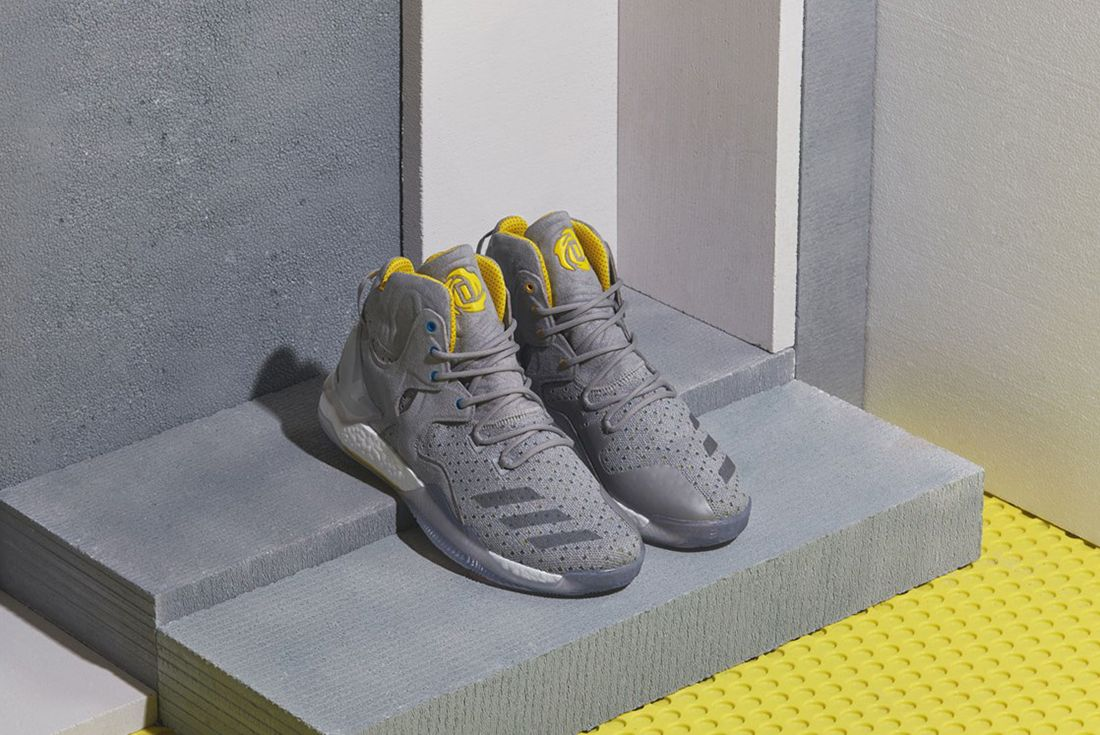 Sneakersnstuff X Adidas D Rose 7 Pk3