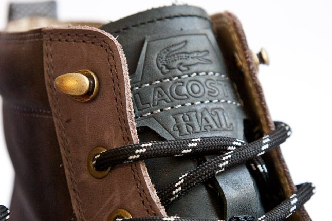 Hal Lacoste Burgundy Boot 1