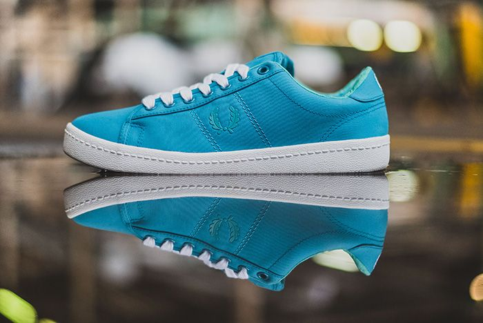 Hanon X Fred Perry 2