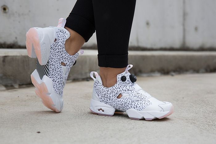 Naked X Reebok Insta Pump Fury