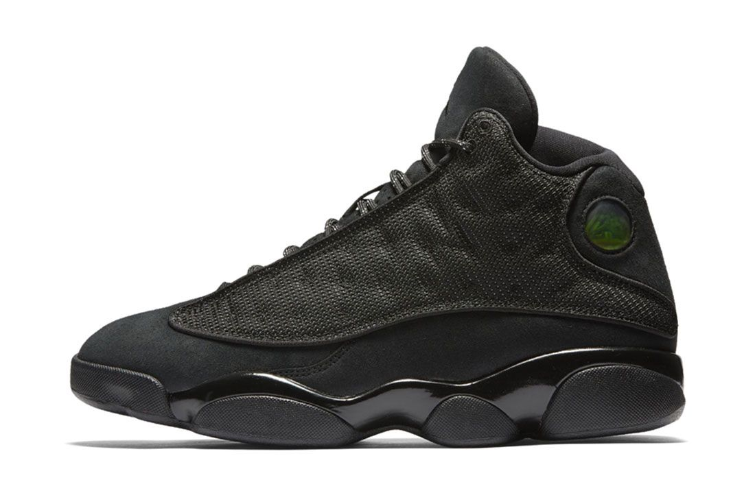 Air Jordan 13 ' Black Cat'