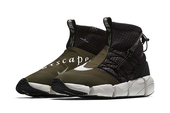 Nike Air Footscape Mid Utility 6