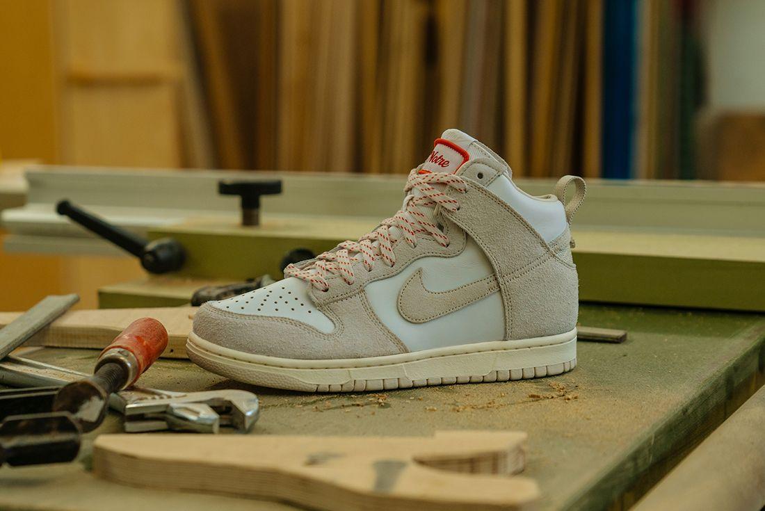 Notre x Nike Dunk High