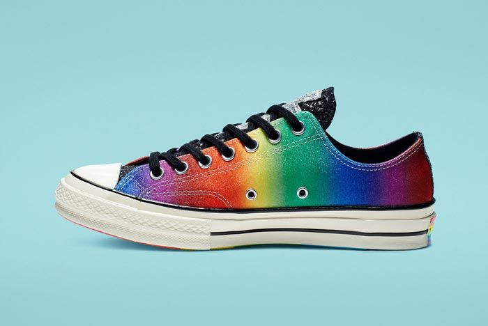 Chuck 70 Pride Low Top Medial