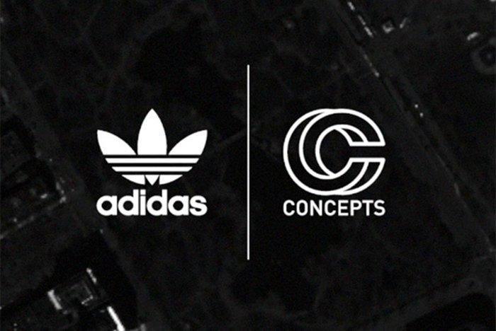 Adidas Concepts Teaser