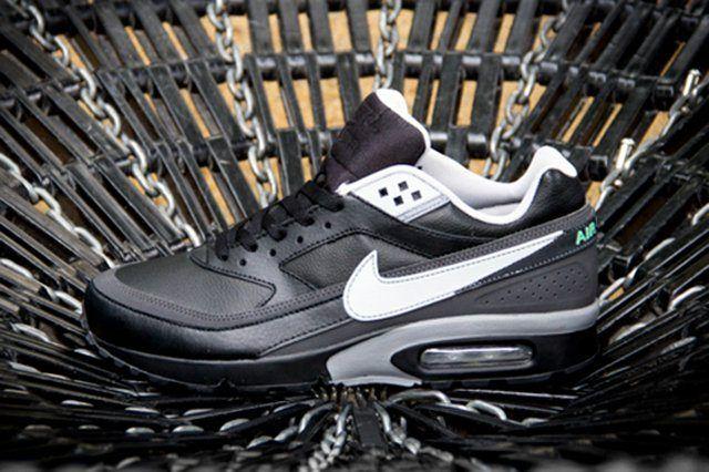 Nike Air Max Bw (Black/Silver) - Sneaker Freaker