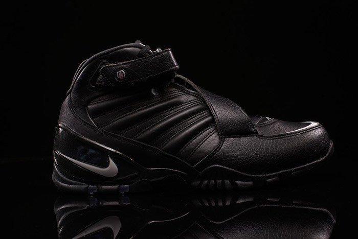 Nike Zoom Vick Iii Black 1