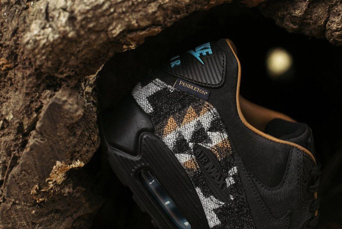 Pendleton Nike Air Max 90 7