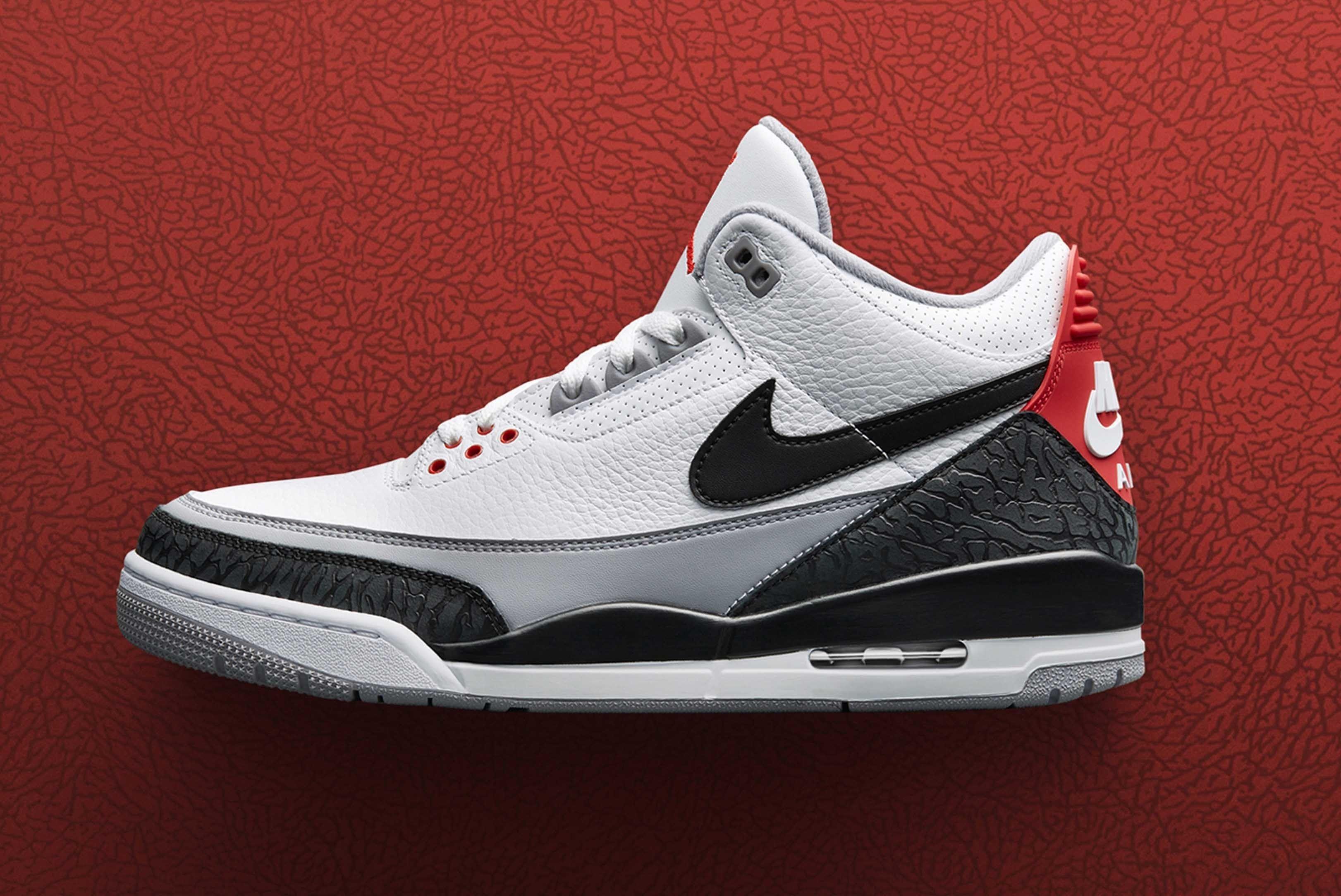 Air Jordan 3 Tinker Hatfield Birthday Release 1 Sneaker Freaker