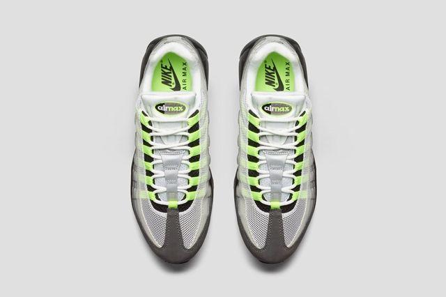 Nike Am95 Neon Og Bumper Nike 4