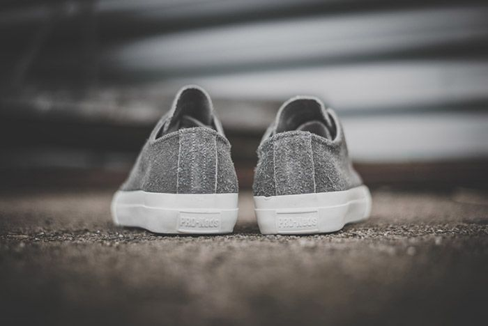 Pro Keds Royal Low Hairy Suede Grey 8