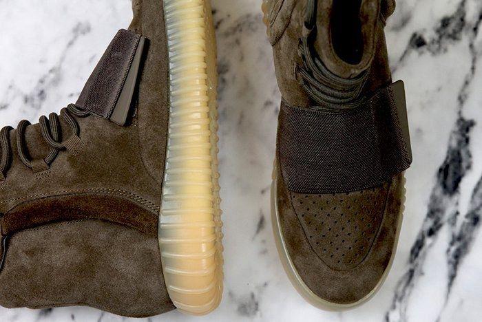 Adidas Yeezy Boost 750 Chocolate Gum 1