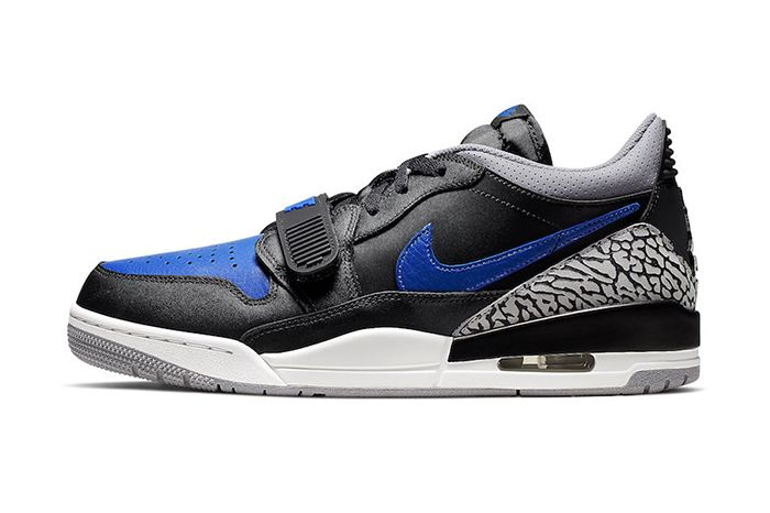 Jordan Legacy 312 Low Royal Cd7069 041 Release Date Lateral