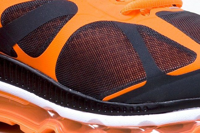 Nike Air Max 2012 Orange Black 3 1