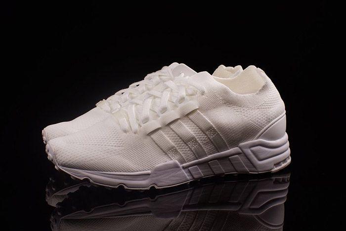 Adidas Equipment Support Primeknit White 3