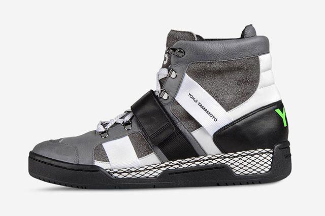 Adidas Y3 Held Grey