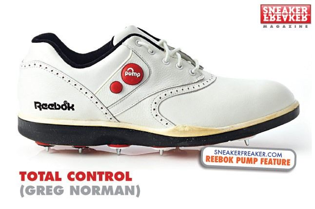 Reebok Pump Greg Norman 1