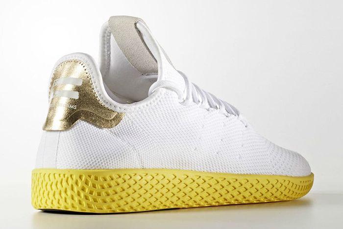Pharrell Williams X Adidas Tennis Hu Gold7