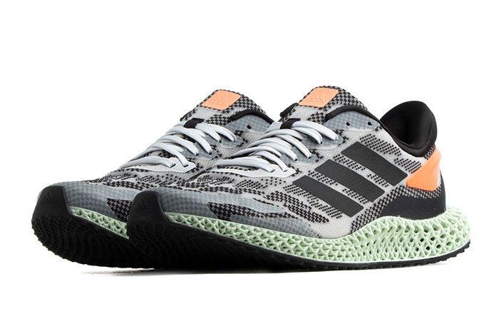 Adidas 4D Run 1 0 Footwear White Core Black Fw1233 Release Date Info 14