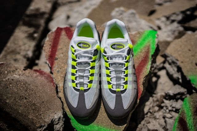 Nike Air Max 95 Og Neon Bumper 5