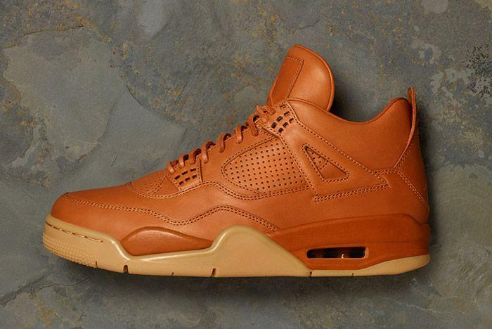 Air Jordan 4 Premium Ginger 7