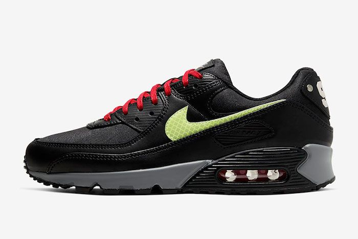 Fdny Nike Air Max 90 Nyc Left
