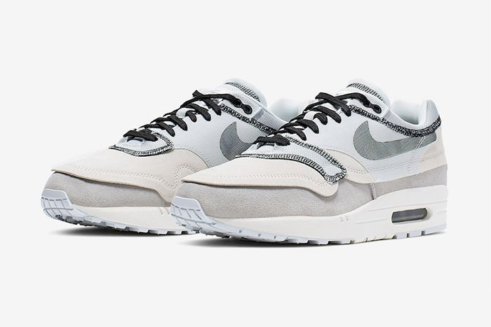 Nike Air Max 1 Inside Out 858876 013 Release Date Pair