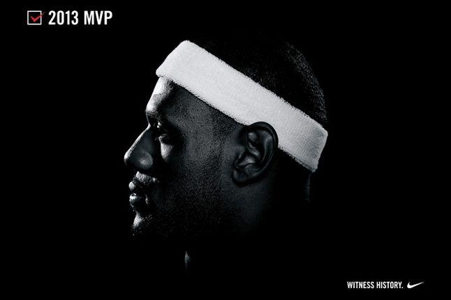 Nike Lebron James Mvp 1