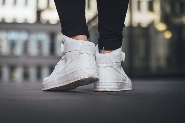 Nike Air Force 1 Ultra Wmns White Collection 6