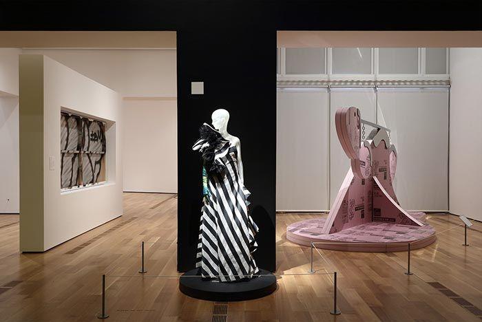 Virgil Abloh Figures Of Speech Exhibition Dress