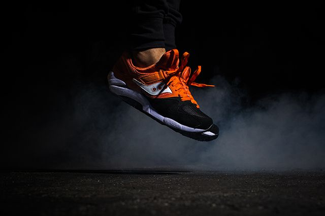 Saucony Grid 9000 Hallowed Pack 3