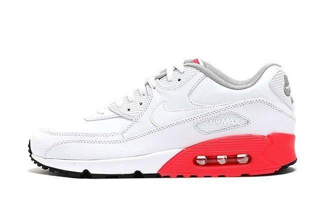 Nike Air Max 90 White Red