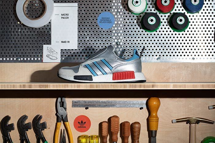 Adidas Nevermade Miccropacer