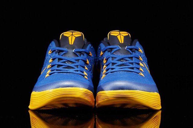 Nike Kobe 9 Em Cal Bears 1