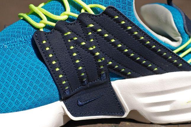 Nike Lunar Presto Neoturquoise Volt Midfoot Detail 1